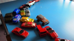 Classic Toy Cars