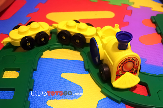 Top 5 Train Sets For Toddlers in 2016 (Ideal for 1 - 3 Years Old)