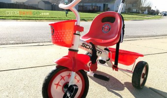 Schwinn Easy Steer Tricycle Review