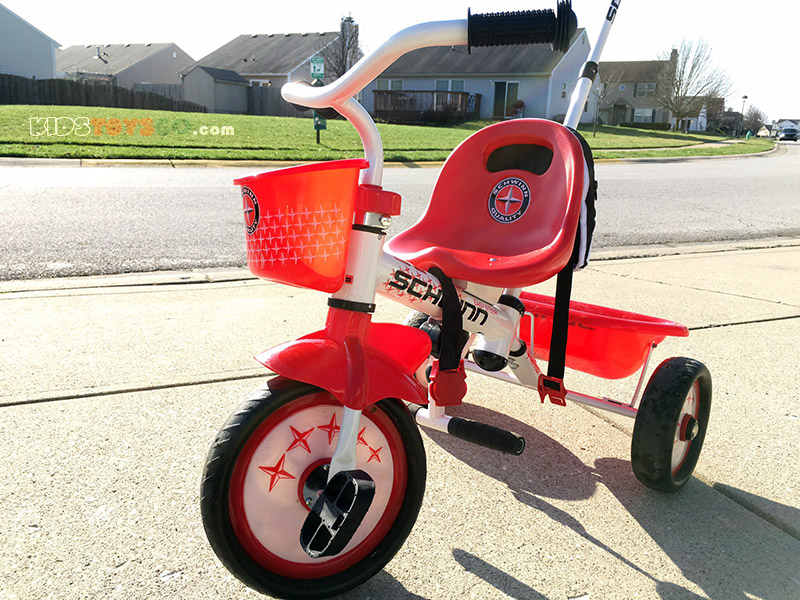 Schwinn Easy Steer Trike Red/White