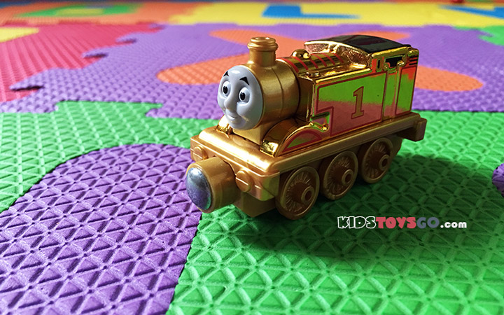 Special Edition Gold Thomas Review