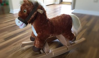 An Assessment Of Rocking Pony Horse Ride-On – Offered By Rockin' Rider
