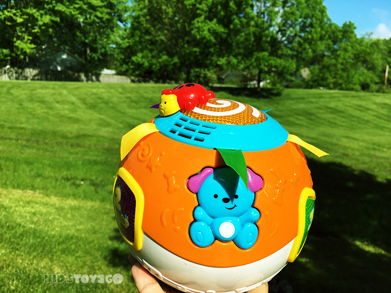 Move & Crawl Ball by Vtech