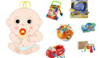 6 Best Toys for 6-month-old Babies 2016 (Playing & Learning)