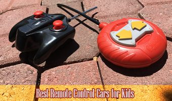 Best Remote Control Cars for Kids under $100 (Boys and Girls)