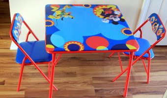 Mickey Mouse Clubhouse Activity Table Set