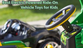 Best Electric Powered Ride-On Vehicle Toys for Kids in 2018