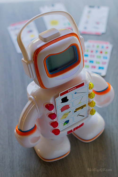 Playskool alphie review