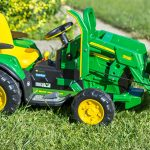Peg Perego John Deere Ground Loader Ride On Review