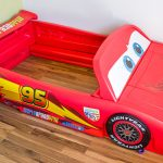 Delta Children Cars Lightning Mcqueen Toddler-To-Twin Bed Review